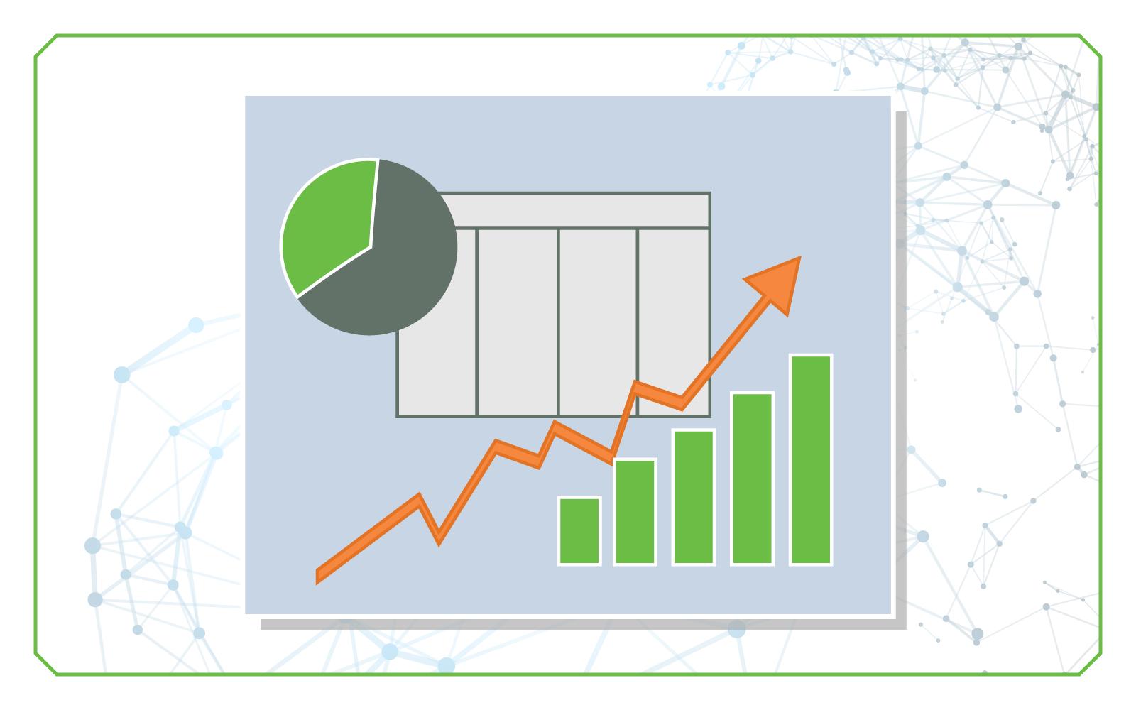 Datu analīze un pārskatu sagatavošana